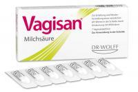 Vagisan Milchsäure 7 Vaginalzäpfchen