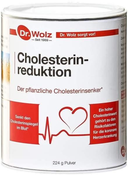 Cholesterinreduktion Dr.Wolz 224 G Pulver