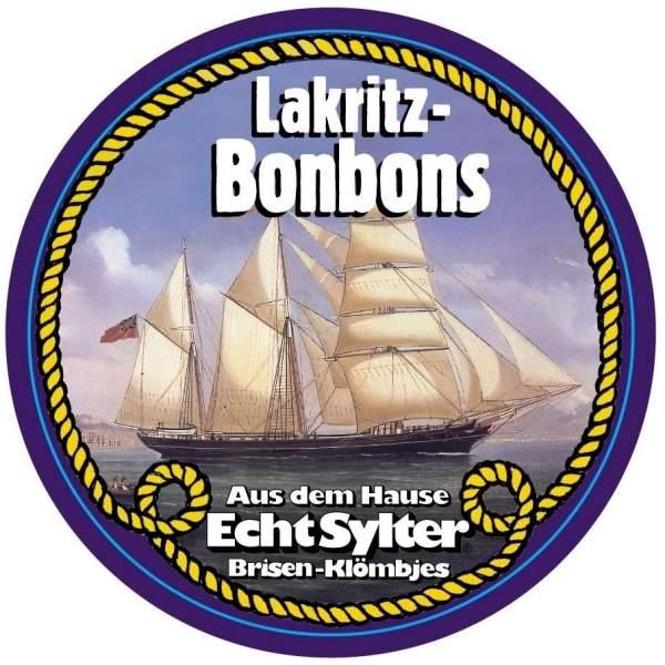 Echt Sylter Lakritz Bonbons 70 g