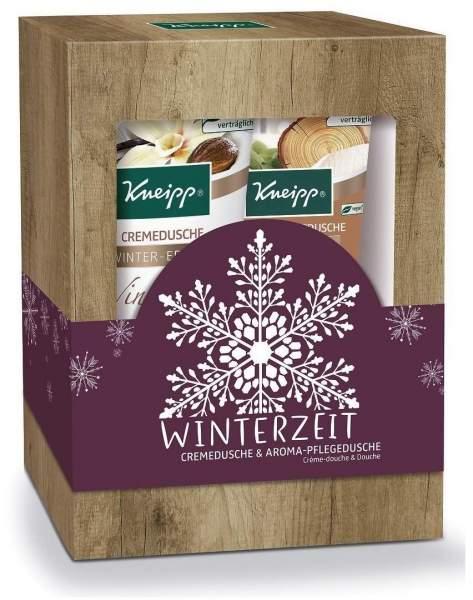 Kneipp Geschenkpackung Winterzeit 2 x 200 ml