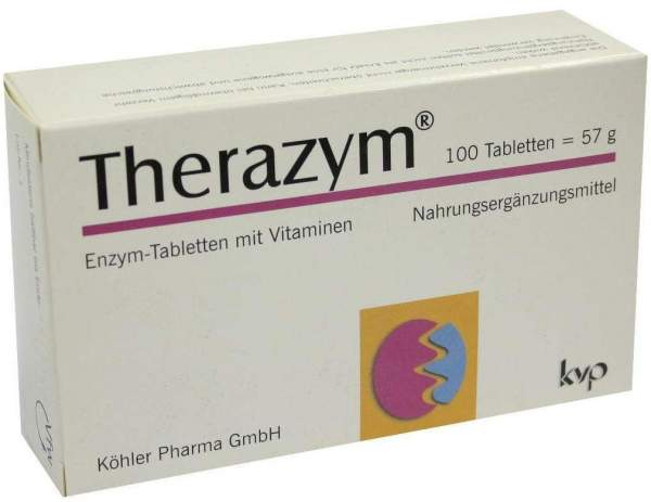 Therazym 100 Tabletten