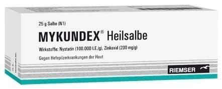 Mykundex Heilsalbe 100 G