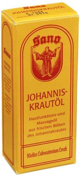 Sano 50 ml Johanniskrautöl
