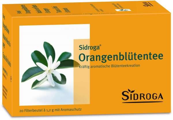 Sidroga Orangenblütentee 20 Filterbeutel