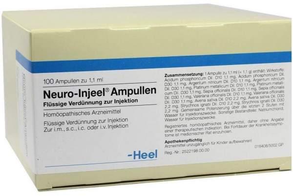 Neuro Injeel 100 Ampullen
