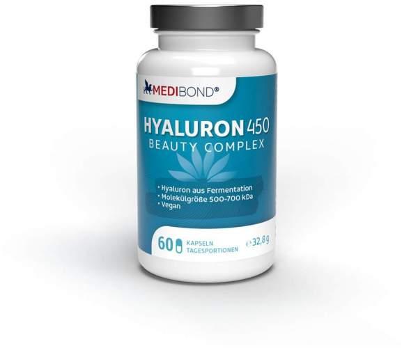 Hyaluron 450 Medibond 60 Kapseln