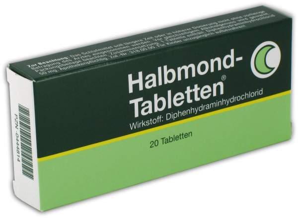 Halbmond 20 Tabletten