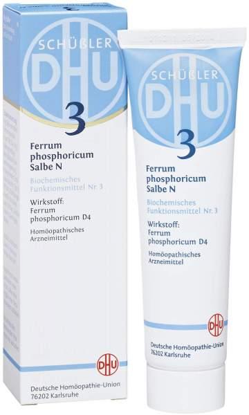 Biochemie DHU 3 Ferrum phosphoricum N D4 50 g Salbe