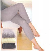 Beinwärmer Einheitsgröße grau