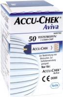 Accu Chek Aviva Teststreifen 50 Stück