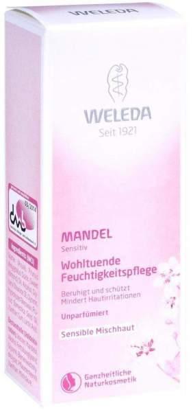 Weleda Mandel Wohltuende Feuchtigkeitspflege 30 ml Creme