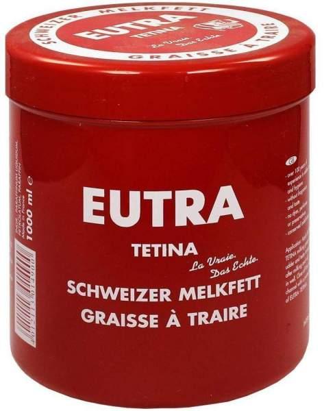 Melkfett Eutra Tetina 1000 ml Creme