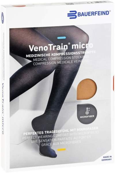 Venotrain Micro Ad S Norm. Short K2 Creme
