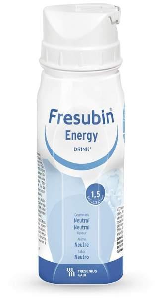 Fresubin Energy Drink Neutral Trinkflasche 4 X 200 ml