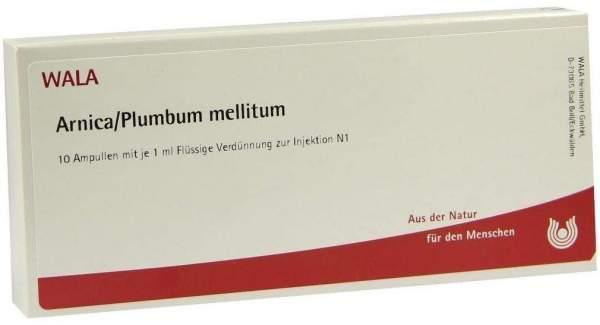 Arnica-Plumbum- Mellitum Ampullen
