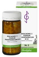 Biochemie Nr.3 Ferrum phosphoricum D12 - 200 Tabletten
