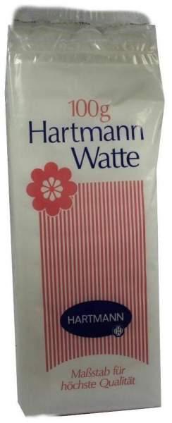 Verbandwatte Zickzack Hartmann 100 G Watte