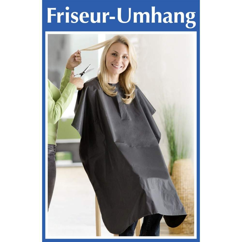 Friseur- Umhang
