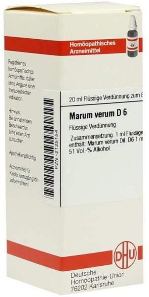 Dhu Marum Verum D6 Dilution