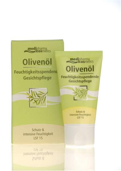 Olivenöl feuchtigkeitsspendende 50 ml Gesichtscreme