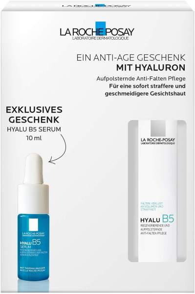 La Roche Posay Hyalu B5 Pflege 40ml + gratis Hyalu B5 Serum 10ml