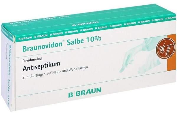 Braunovidon 100 G Salbe