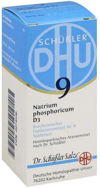 Biochemie Dhu 9 Natrium Phosphoricum D3 80 Tabletten