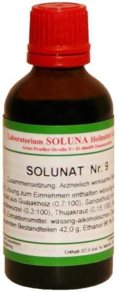 Solunat Nr.9 50 ml Tropfen