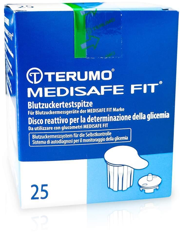 Terumo Medisafe Fit Blutzuckertestspitze