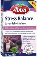 Abtei Stress Balance Lavendel+Melisse 30 Tabletten