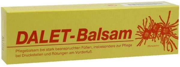 Dalet Balsam bei Stark Beanspruchten Füßen 30 ml Salbe