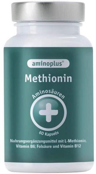 Aminoplus Methionin Plus Vitaminb Komplex Kapseln