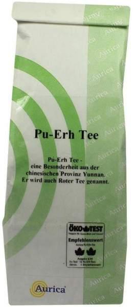 Aurica Grüner Tee Pu Erh Tee (roter Tee) 100 G