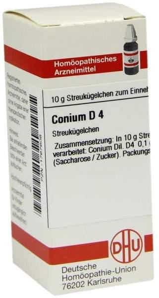 Conium D 4 Globuli