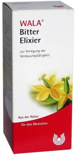 Wala Bitter Elixier Anregung Verdauungstätigkeit 180 ml Elixier