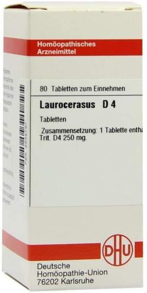 Laurocerasus D 4 Tabletten