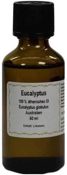 Eucalyptus Öl 100% Ätherisch 50 ml Öl