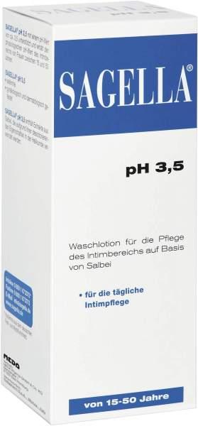 Sagella pH 3,5 Waschemulison 250 ml
