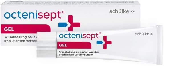 Octenisept Wundgel 20 ml Gel