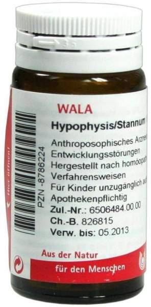 Wala Hypophysis Stannum 20 G Globuli
