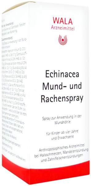 Echinacea Mund- und Rachenspray Wala 50 ml