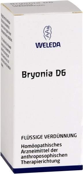 Weleda Bryonia D6