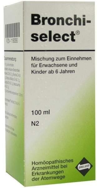 Bronchiselect 100 ml Tropfen