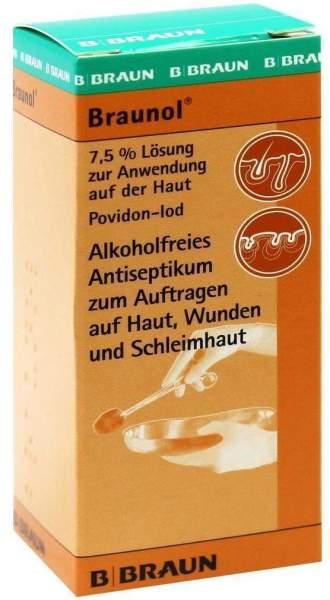 Braunol Schleimhautantiseptikum 30 ml Lösung