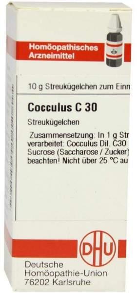 Cocculus C30 10 G Globuli