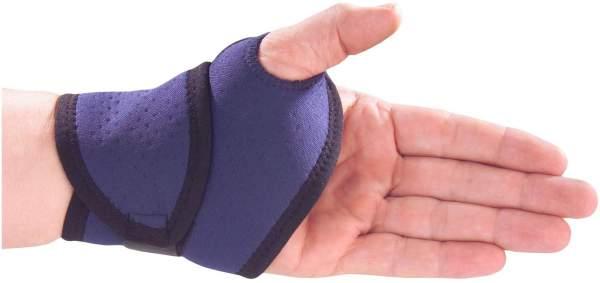 Handgelenkstütze Neopren Universalgröße