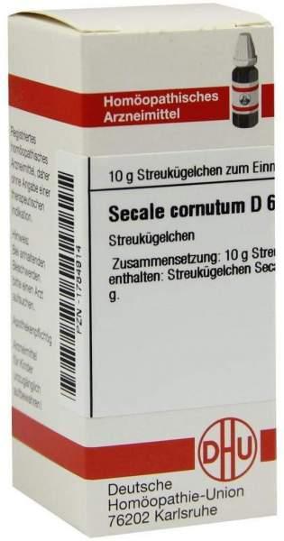 Secale Cornutum D6 10 G Globuli
