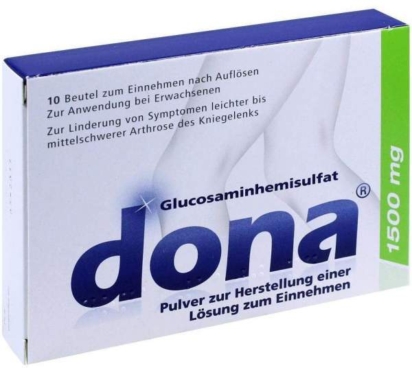 Dona 1500 mg 10 Beutel