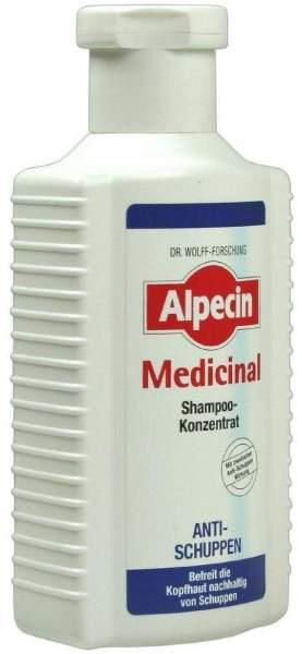 Alpecin Medicinal Konzentrat Anti Schuppen 200 ml Shampoo