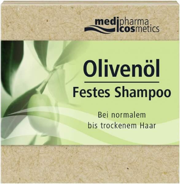 Olivenöl Festes Shampoo 60 g